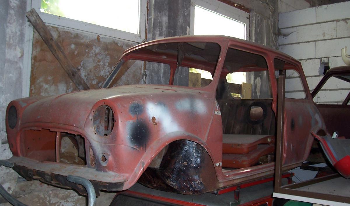 08 Karosserie MK1 1