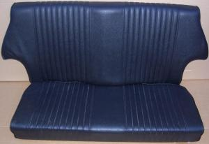 Rücksitzbank Mini  Cooper und Cooper S MK2 schwarz.In Gutem Zustand ohne erkennbare Beschädigungen.Preis 297,50 Euro.