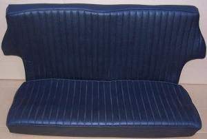 Rücksitzbank Mini  MK2 schwarz.In Gutem Zustand ohne erkennbare Beschädigungen.Preis 178,50 Euro.
