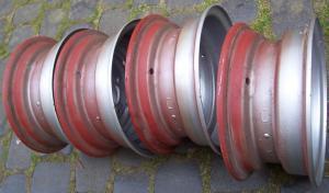 4 Stahlfelgen 4,5X10 LP883 Cooper S Preis 960,00 Euro.